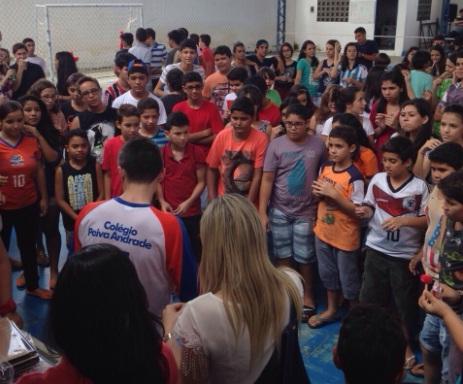 Neste sábado (12) Eduardo contou com a participação de parentes e amigos em um jogo beneficente. Foto: Arquivo Pessoal