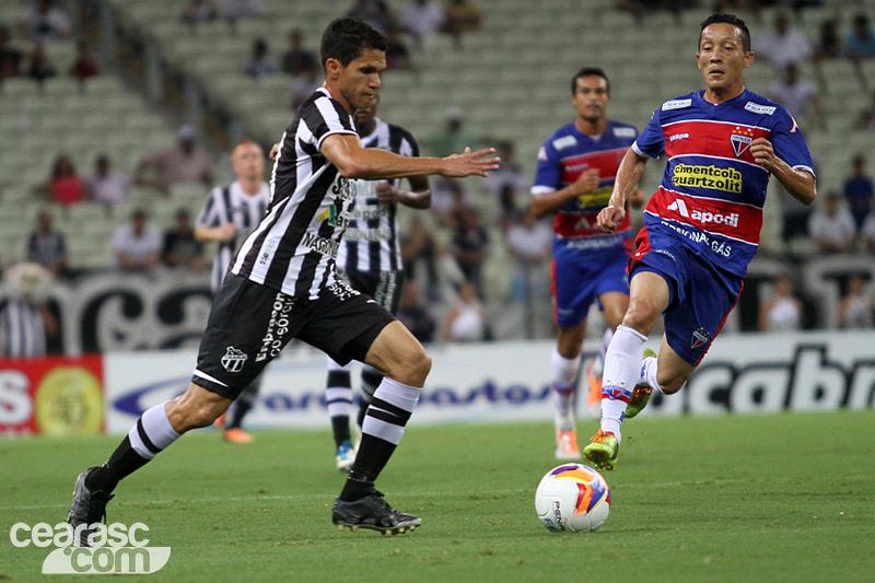 Ceará e Fortaleza fazem a final do Campeonato Cearense 2015. Foto: Christian Alekson/CearáSC.com