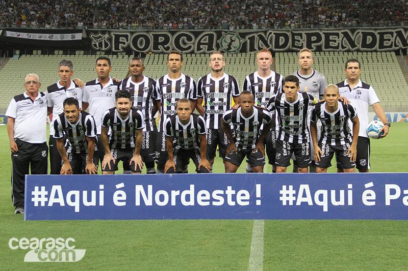 Ceará está invicto há 12 jogos na Copa do Nordeste. Foto:  Christian Alekson / Cearasc.com