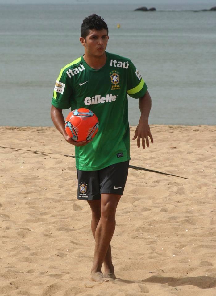 Anderson Wesley tem no currículo os títulos da Copa das Nações e das Copa América pela Seleção Brasileira. Foto: facebook/ Arquivo Pessoal