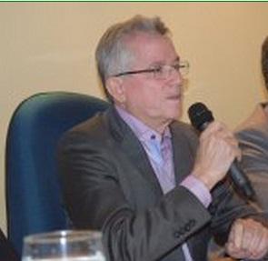 Presidente da CBFS, Marcos Madeira, assumiu o cargo no dia 31 de março desse ano. Foto: Foto: Divulgação/CBFS