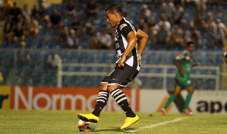Marcos Aurélio atuou em apenas 19 jogos pelo Ceará. Foto: Christian Alekson/CearaSC.com