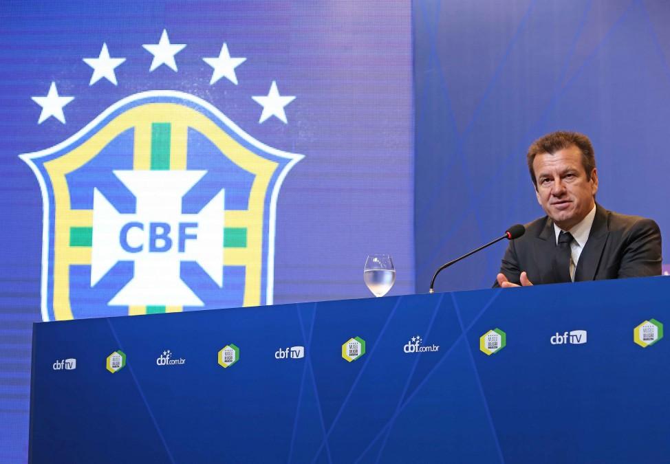 Dunga comandou o Brasil no último título da Copa América, em 2007. Foto: Rafael Ribeiro