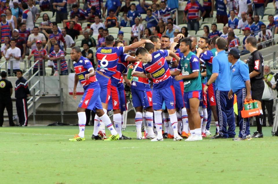 Fortaleza é o único time com 100% de aproveitamento entre todas as divisões. Foto: FortalezaEC/Divulgação