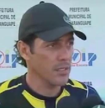 Maurílio Silva deve já deve acompanhar o jogo do Icasa contra o Vila Nova, neste domingo (7). Foto: TV Jandeiro