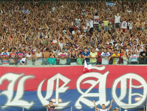 Fortaleza é o time que mais levou torcedores ao estádio na Série C 2015. Foto:fortalezaec/Divulgação