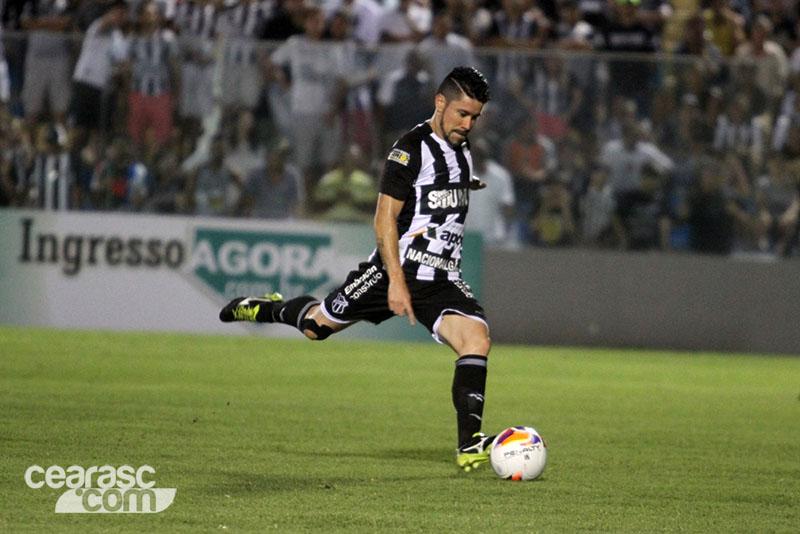 Ricardinho já marcou 24 gols pelo Ceará. Foto: cearasc.com/Divulgação