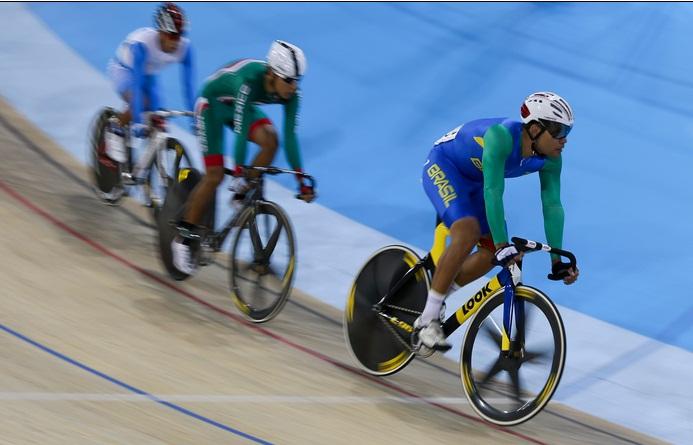 Foi a primeira vez que Gideoni competiu em Jogos Pan-americanos. Foto: COB/Divulgação