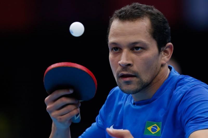 Thiago Monteiro é dono de seis medalhas pan-americanas. Foto:/Divulgação