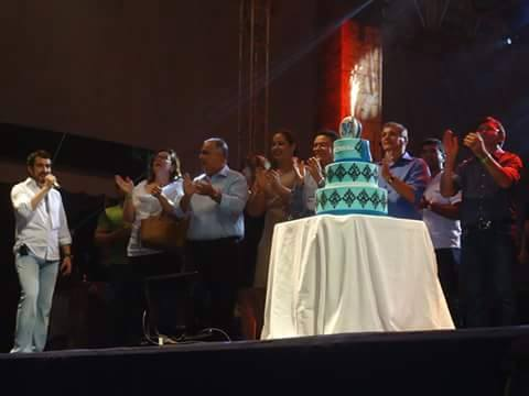 Maracanaú festeja aniversário de 32 anos. Foto Dadynha Saturnino