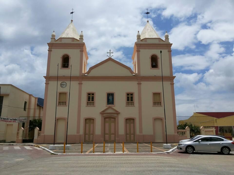 Igreja Matriz de Maranguape-CE. Foto Dadynha Saturnino