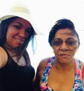 Mãe Fátima, Feliz Dia das Mães! Roberta