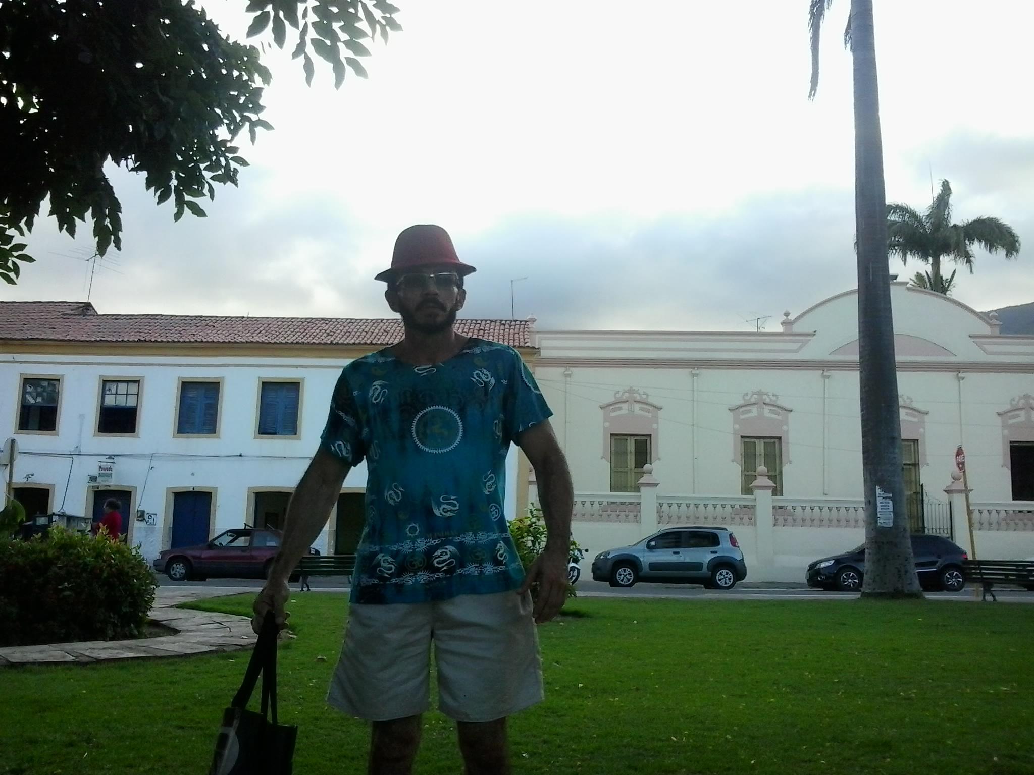 Sidney Souto em Maranguape. Foto Dadynha Saturnino