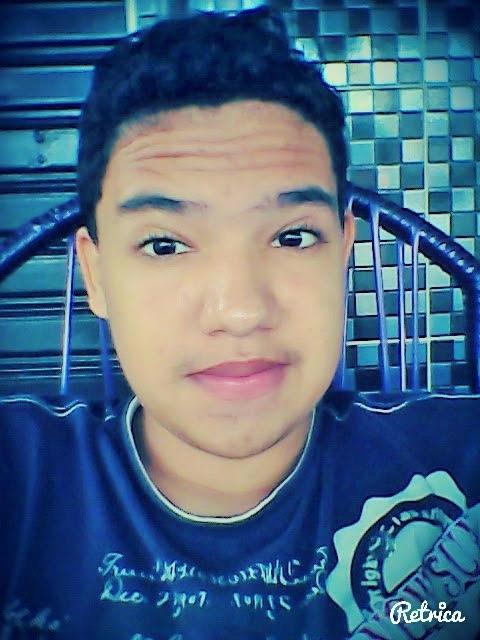Lucas Miguel é aluno do Colégio Jacob Nobre de Oliveira Benevides