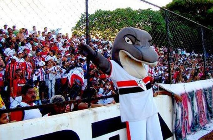 A patrocinadora do Ferrão vai bancar a confecção da fantasia do mascote Tutuba. Foto: Ferroviário/Reprodução
