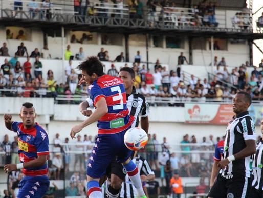 Derrota para o Asa custou a liderança do grupo A da Série C. Foto: Anderson Azevedo/Tribuna BandNews