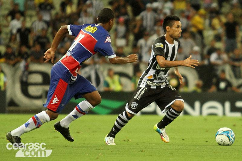 Ceará e Fortaleza se enfrentaram duas vezes na Copa NE 2015, com um empate e uma vitória alvinegra. Foto:Christian Alekson/CearaSC.com