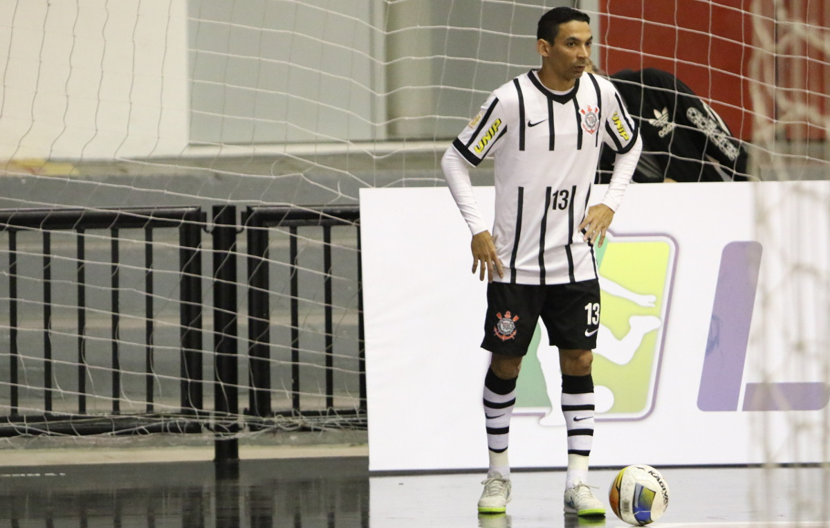 Valdin volta à Seleção Brasileira após quase um ano. Foto: Agências Corinthians/Divulgação