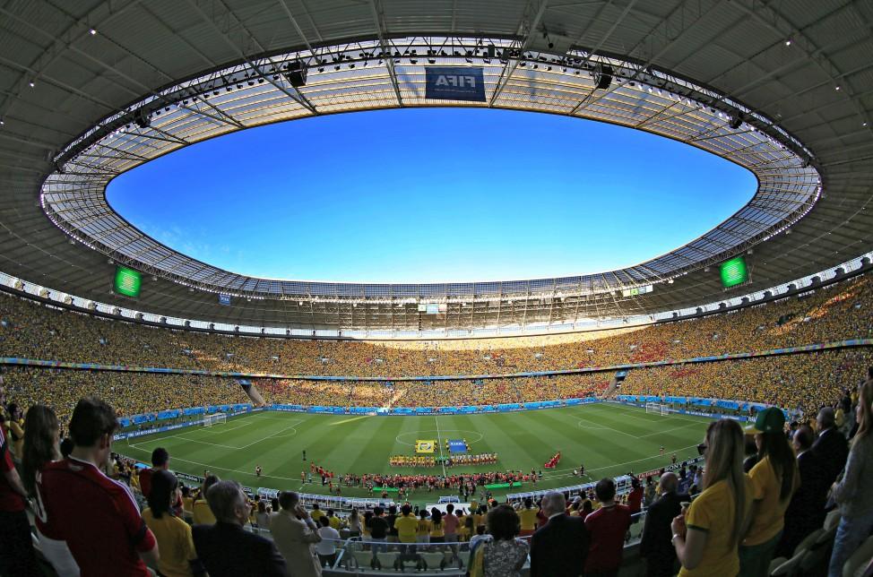 Seleção Brasileira tenta manter a escrita de nunca ter perdido uma partida de Eliminatória jogado em casa. Foto: Ricardo Stuckert / CBF