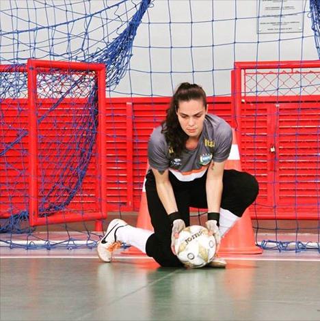 Missi já conquistou quatro títulos mundiais pela Seleção Brasileira. Foto: Arquivo Pessoal