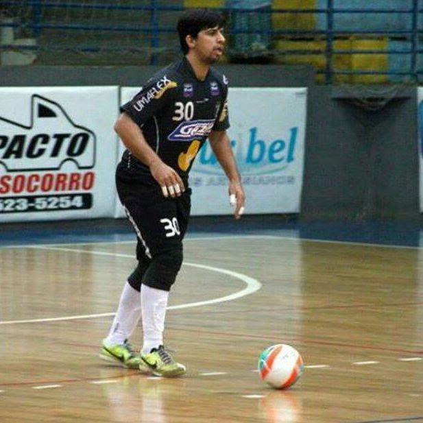 Goleiro cearense vem se destacando no futsal do país - Blog do Guifil a88626f931ca9