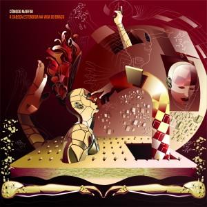 álbum está disponível para download no site da banda, www.comodomarfin.com