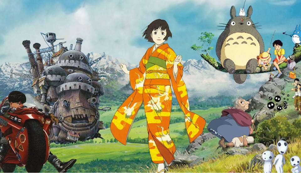 Principais obras dos diretores japoneses serão exibidas em Fortaleza (ARTE: Divulgação)