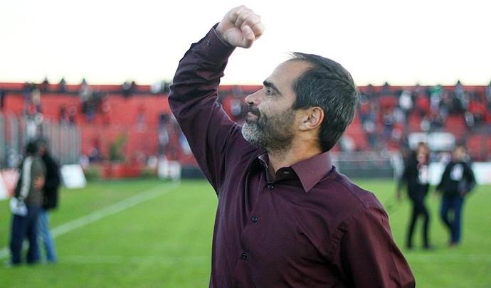 Rogério Zimmermman comanda o Brasil desde 2012 Foto: Ítalo Santos/GEB