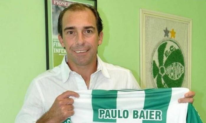 O interminável Paulo Baier acertou com o São Luiz de Ijuí Foto: Divulgação