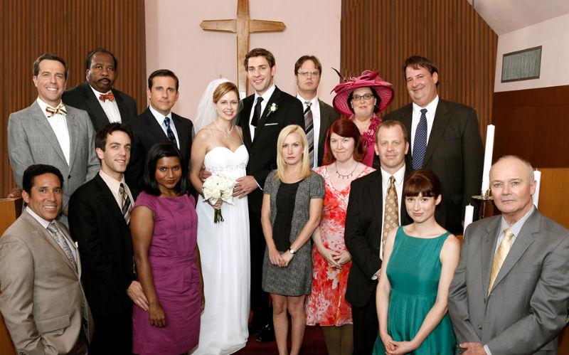 The Office chegou ao fim após nove temporadas
