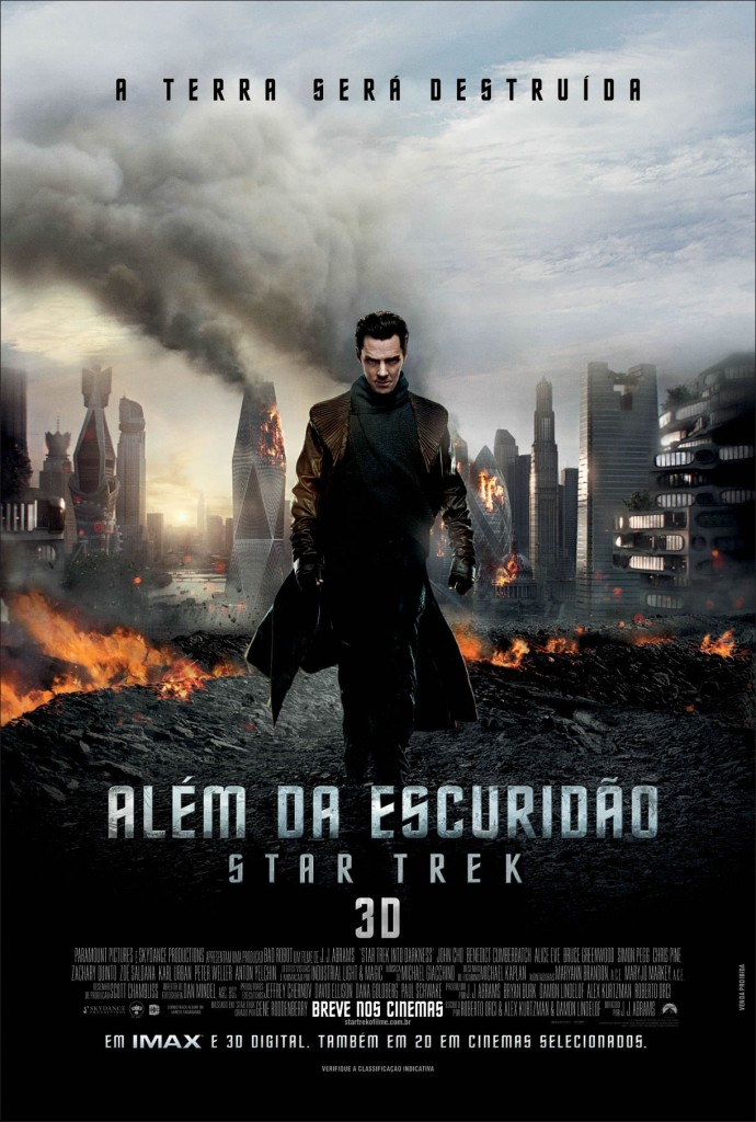 Crítica de 'Além da Escuridão - Star Trek'