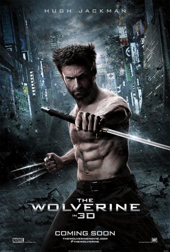 Pôster de 'Wolverine: Imortal'