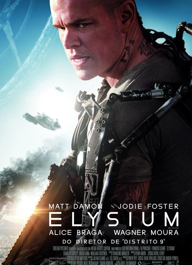Pôster de Elysium