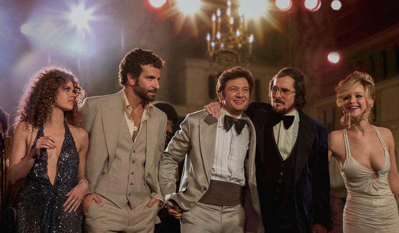 """""""Trapaça"""" (American Hustle) surge como um dos favoritos ao Oscar de 2014"""