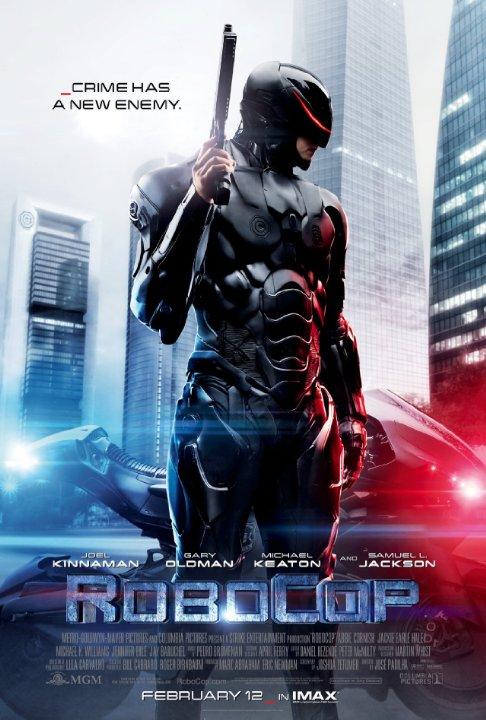 Pôster de 'Robocop' (2014)