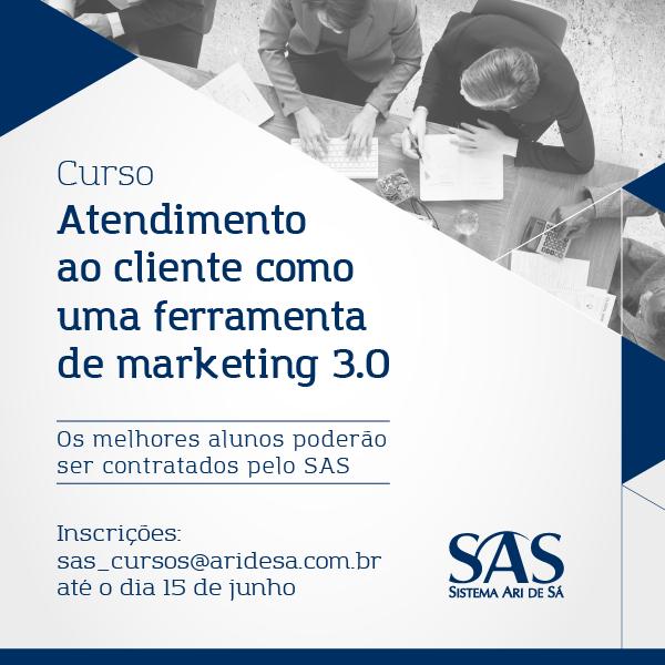 Curso Atendimento ao Cliente - SAS