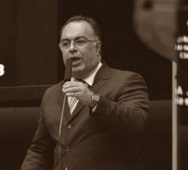 André Vargas (sem partido): rolo com Youssef no Ministério da Saúde. Agência Brasil